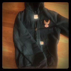 Carhartt Harley Davidson Jacket